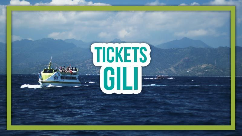 tickets barco rapido billetes islas gili bali indonesia routive